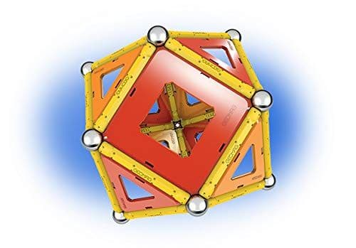 Geomag Magnetic Classic Panels Building Educational Set 50 Pieces Kids Gift Toy